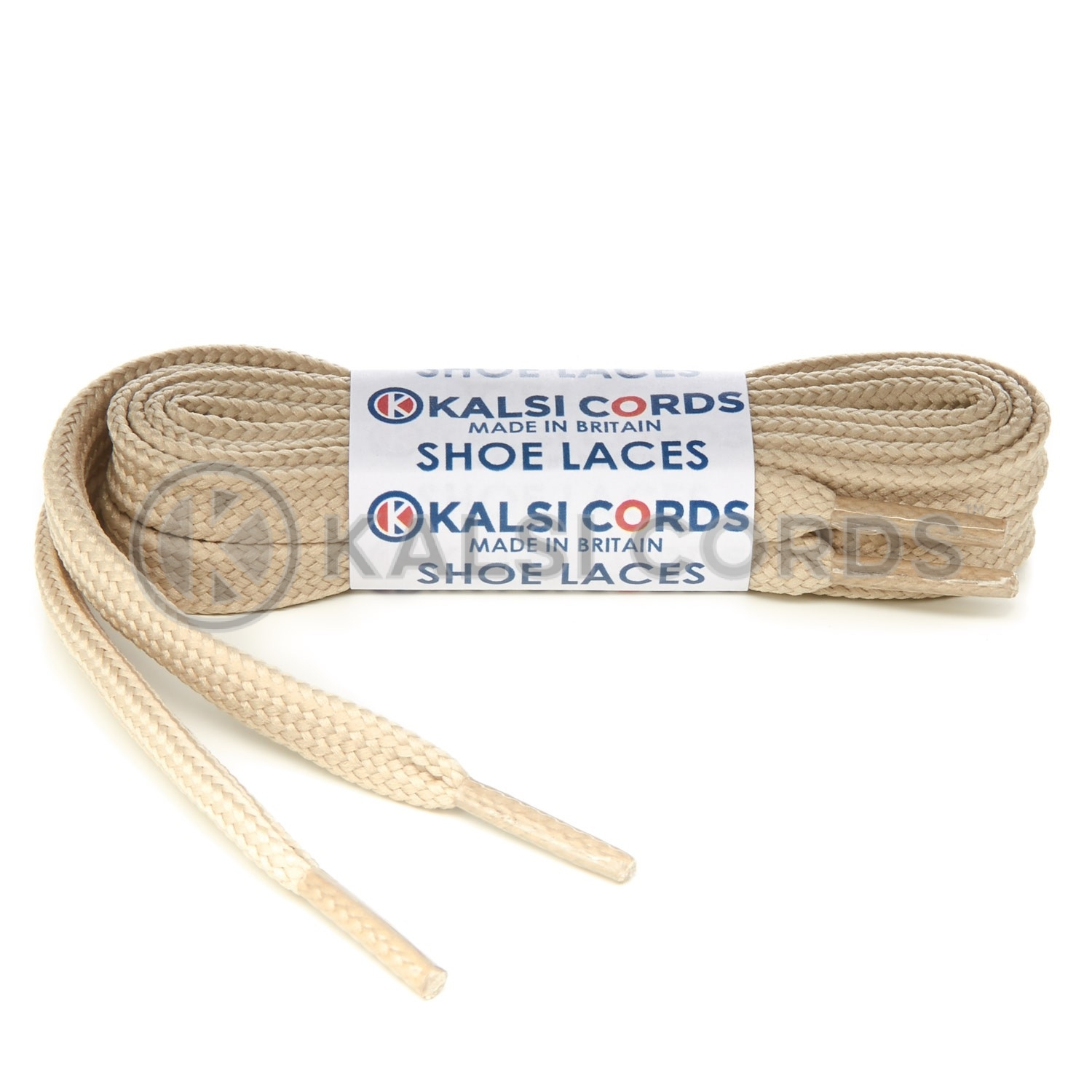 R1176 9mm Flat Shoe Laces Tubular Cream PG932 Sports Trainers Boots Footwear Hoodies Joggers Drawstring Drawcord Braid