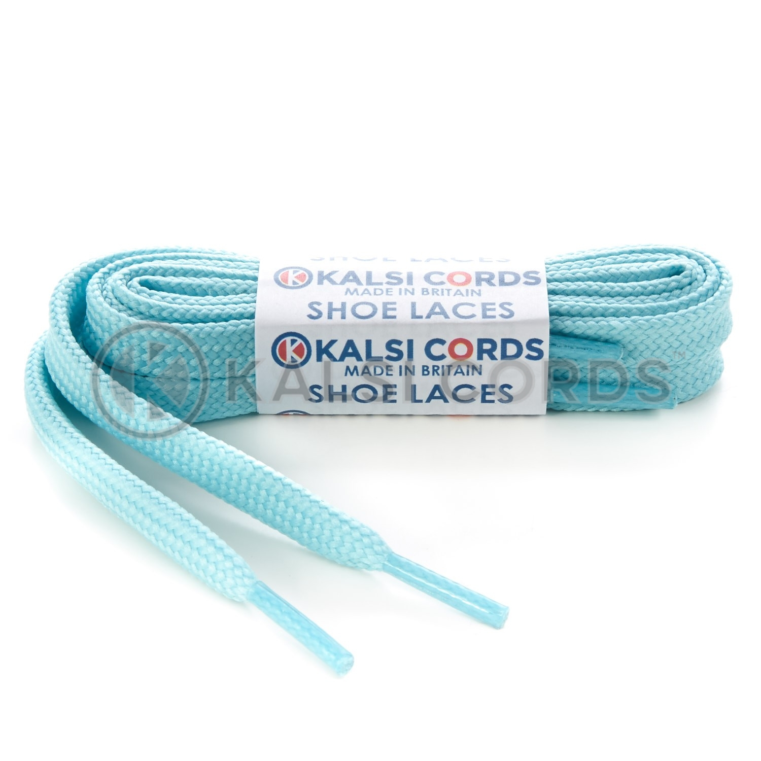 R1176 9mm Flat Shoe Laces Tubular Turquoise PG390 Sports Trainers Boots Footwear Hoodies Joggers Drawstring Drawcord Braid
