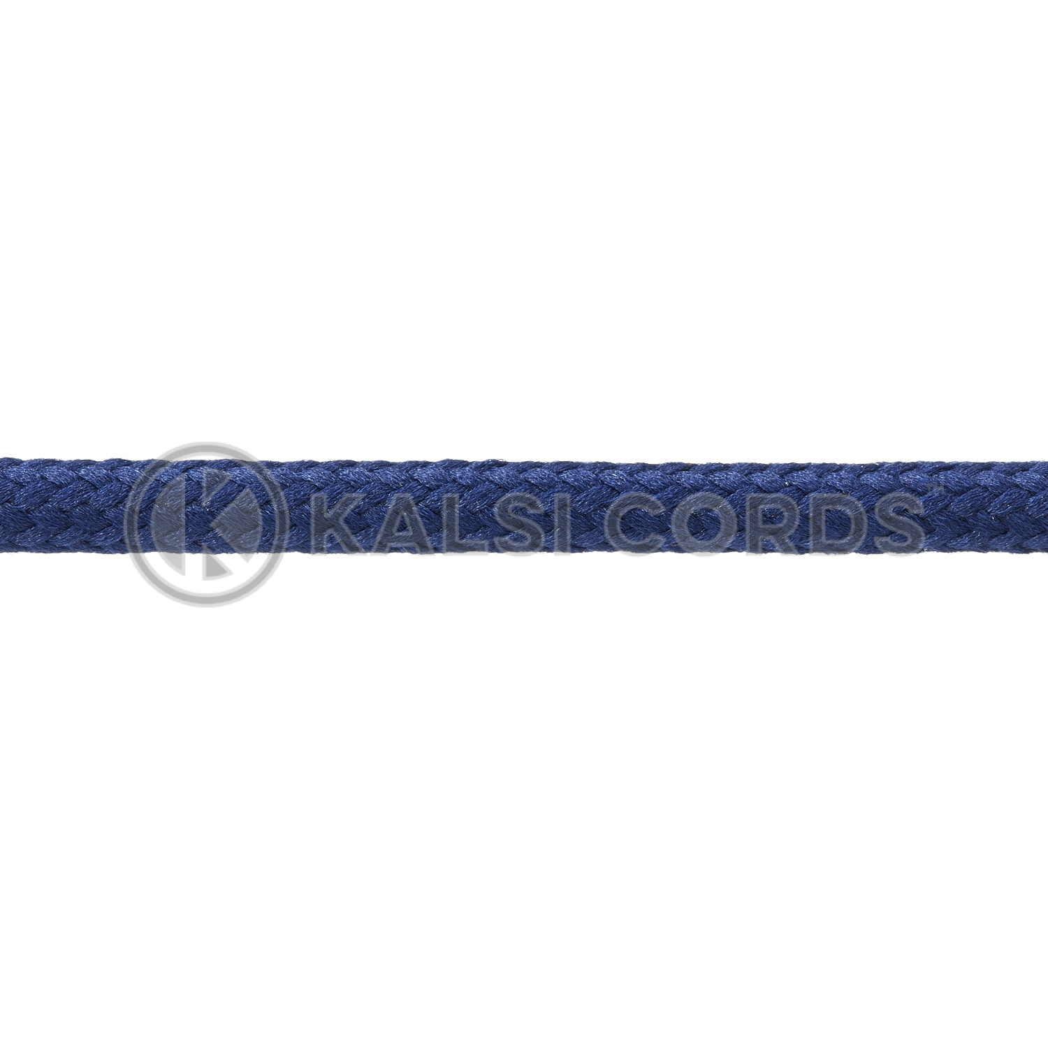 T621 5mm Round Cord Shoe Laces Dark Blue PG795 Kids Trainers Adults Hiking Walking Boots Kalsi Cords