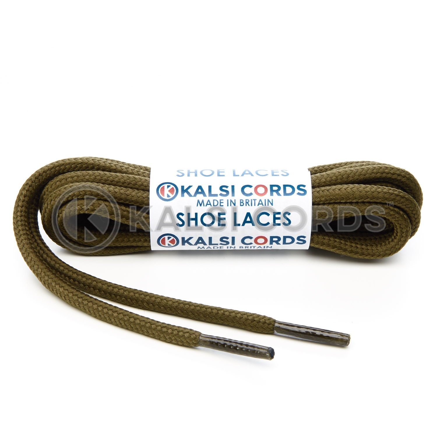 T621 5mm Round Cord Shoe Laces Everglade Green PG797 Kids Trainers Adults Hiking Walking Boots Kalsi Cords