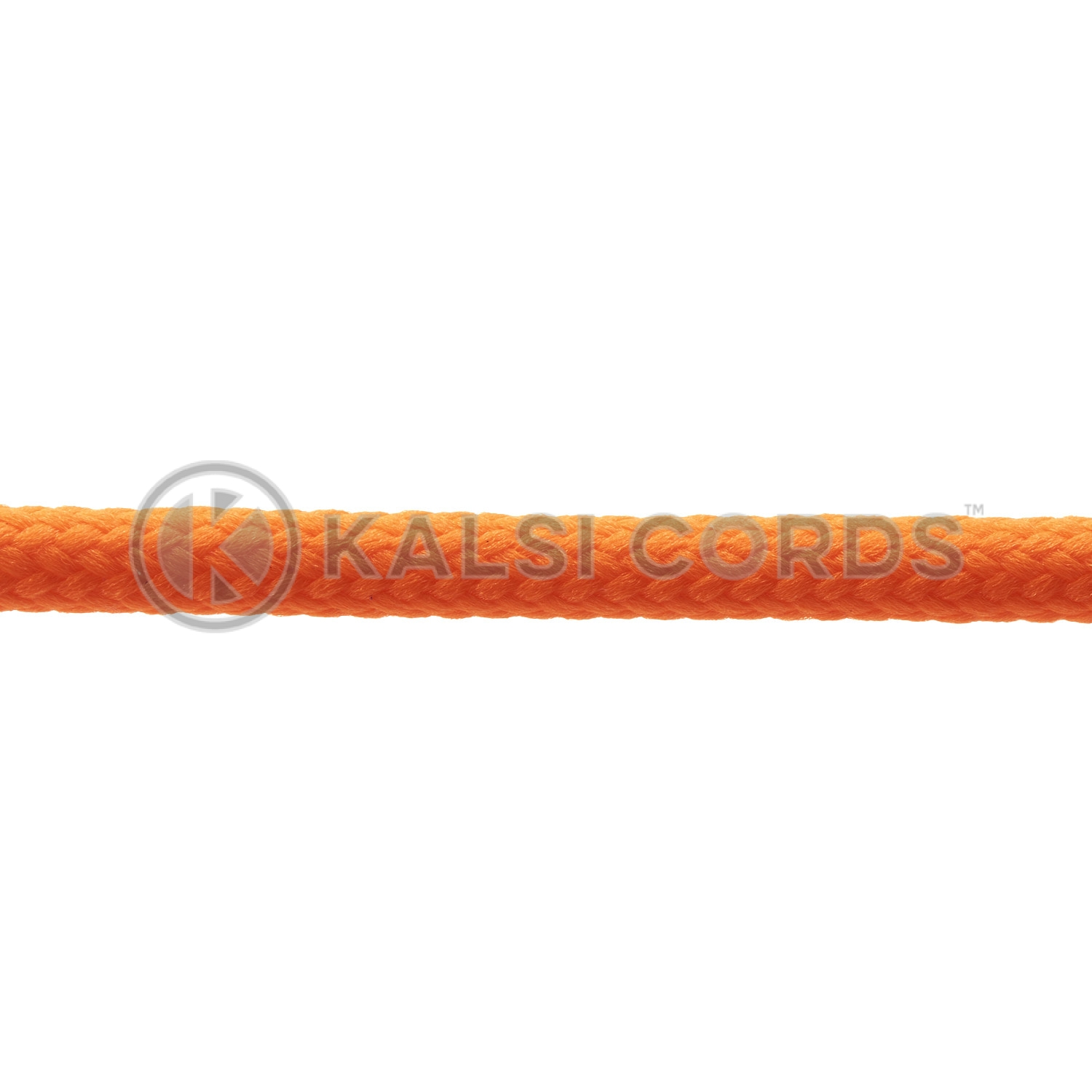 T621 5mm Round Cord Shoe Laces Fluorescent Neon Orange PG050 Kids Trainers Adults Hiking Walking Boots Kalsi Cords