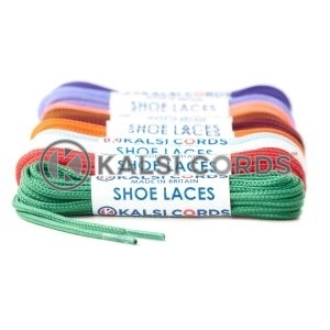 2mm Thin Fine Round Cord Shoe Laces