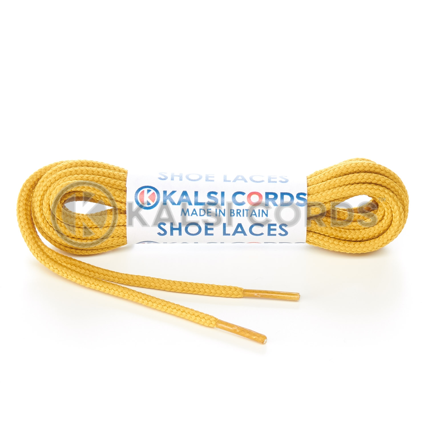 T460 2mm Thin Fine Round Cord Shoe Laces Sovereign Gold PG930 Kids Trainers Adults Brogue Formal Boots Kalsi Cords