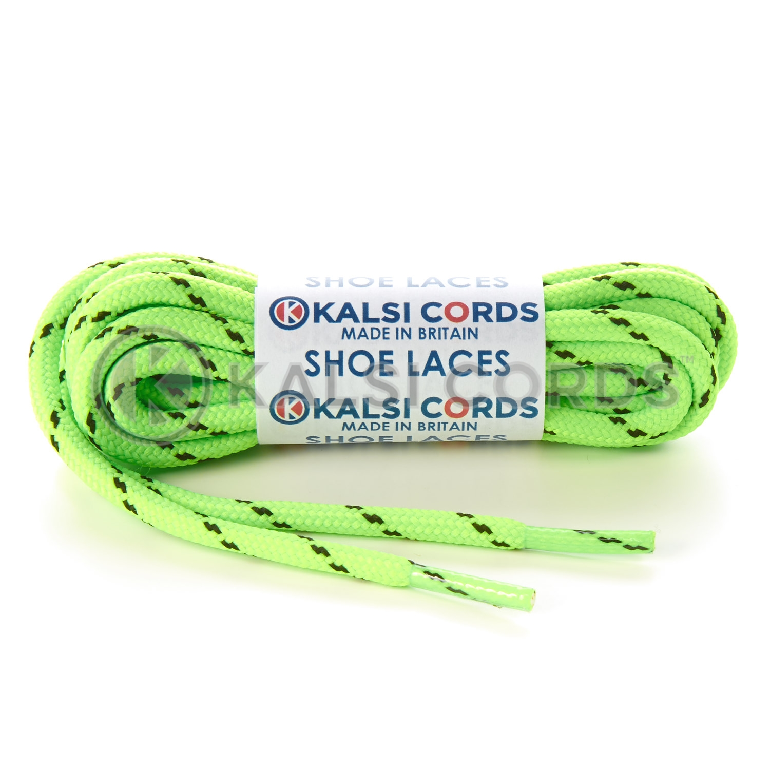 ROUND CORD SHOE LACES FLUORESCENT NEON BRIGHT COLOURS SPORT TRAINER BOOT SNEAKER