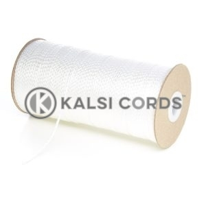 1.5mm Thin Natural White Polypropylene Cord String Rope Roll Spool P348 Kalsi Cords