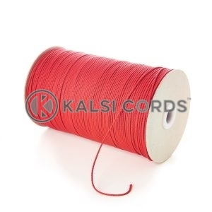2mm Round Emergency Red Pull Cord Disabled Toilets Hospitals Business Thin Ceiling String Kalsi Cords