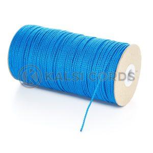 2mm Royal Blue Polypropylene Cord on Roll P379 Kalsi Cords