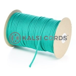 4mm Emerald Green Polypropylene Cord String Rope Roll Spool P299 Kalsi Cords