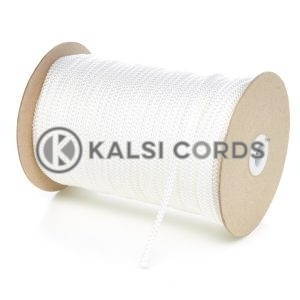 4mm Natural White Polypropylene Cord String Rope Roll Spool P299 Kalsi Cords