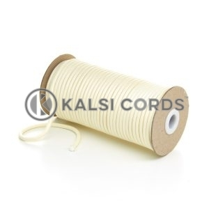 5mm Round Ermine Polyester Cord Braided String Drawcord Drawstring Joggers Hoody Bag T621 Kalsi Cords