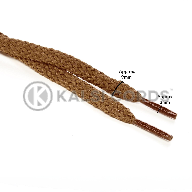 R1472 Flora Sports Flat Shoe Laces Kalsi Cords
