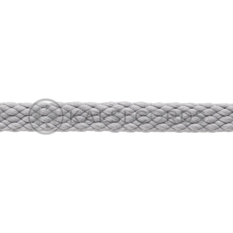 R1472 Light Grey Sports Flat Shoe Laces Kalsi Cords
