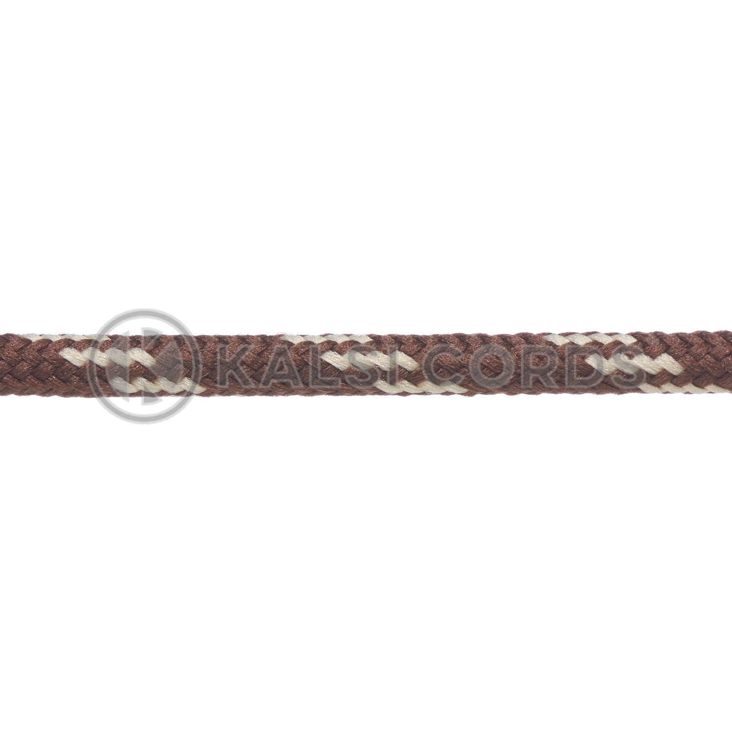 T621 5mm Round Cord Shoe Laces York Brown Cream 4 Fleck Kids Trainers Adults Hiking Walking Boots Kalsi Cords