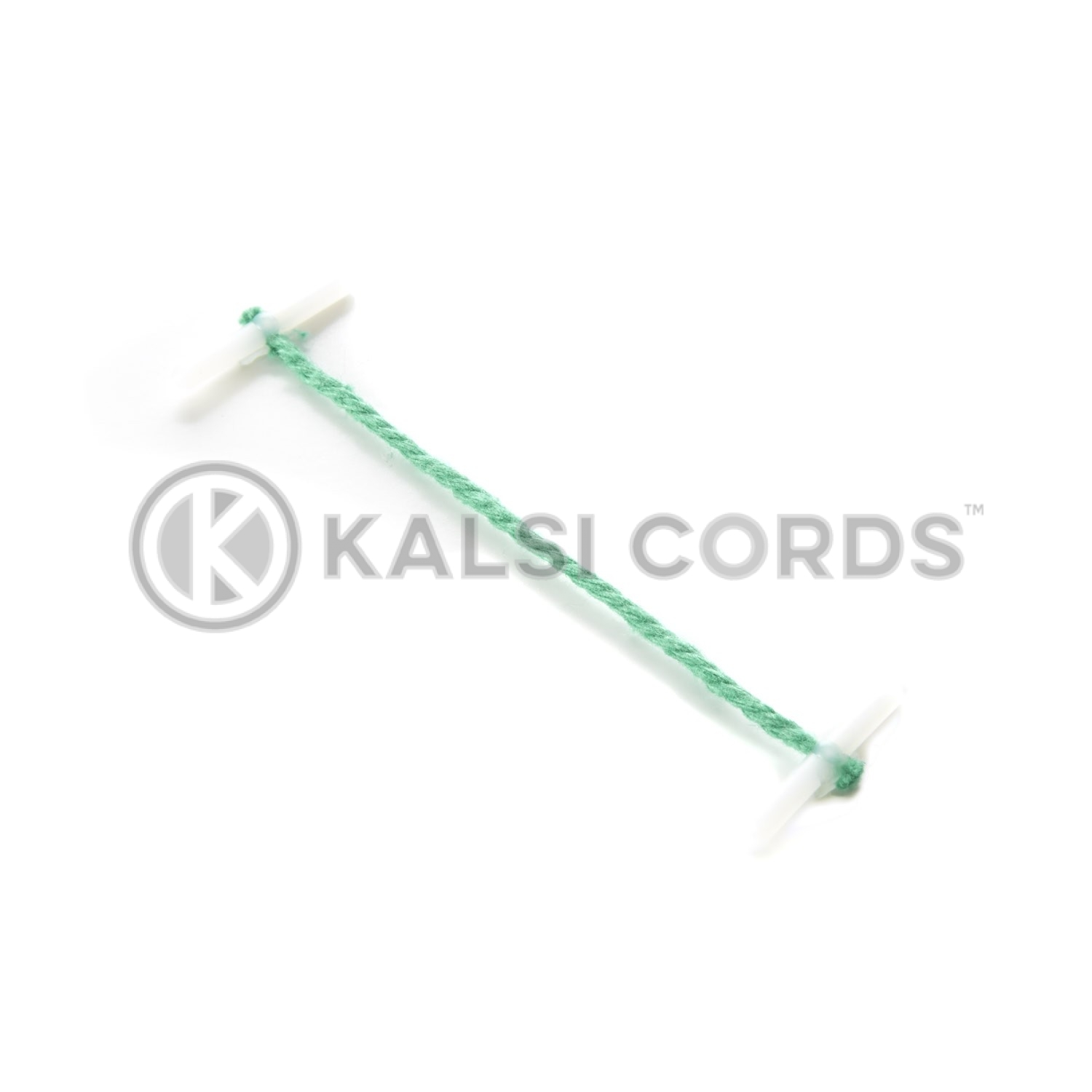 3 Inch 76mm Green Plastic Treasury Tags Cotton T Bar Paper Fasteners Bind Paper Documents Alternative Paper Clips Staples Secure Hold Together Kalsi Cords