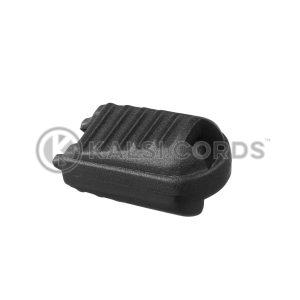 Crocodile Clip Y255 AC003 Black Kalsi Cords 2