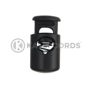Cylinder Barrel Toggle C12 Black Kalsi Cords 2