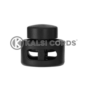 Drum Toggle 2 Hole TD2913 Black Kalsi Cords 2