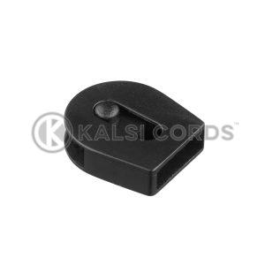 Flat Self Adjust Toggle Gear Lock C20 Black Kalsi Cords 1