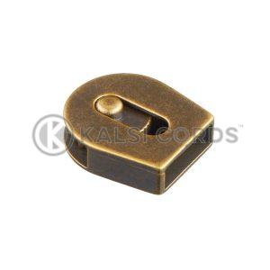 Flat Self Adjust Toggle Gear Lock C20 Brass Kalsi Cords 1