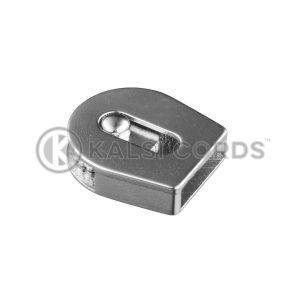 Flat Self Adjust Toggle Gear Lock C20 Silver Kalsi Cords 1