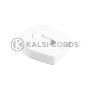 Flat Self Adjust Toggle Gear Lock C20 White Kalsi Cords 1