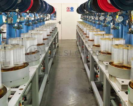 Kalsi Cords About Us Inside Factory