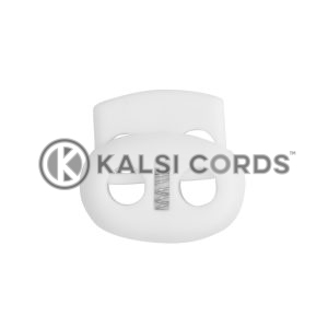 Large Pig Nose Toggle C22 White Kalsi Cords 2