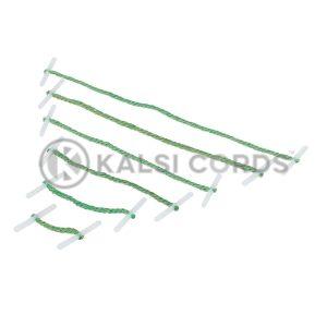 Plastic Treasury Tags