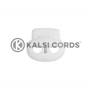 Small Pig Nose Toggle TD3310 White Kalsi Cords 2