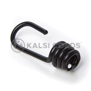 10mm Plastic Coated Luggage Strap Metal Hook Kalsi Cords