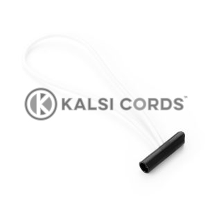 Elastic T Bar Loop Ties TBL PE116 NAT Kalsi Cords 1