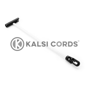 Elastic T Bar Mini Hook Ties TB MHT PE114 NAT Kalsi Cords 1