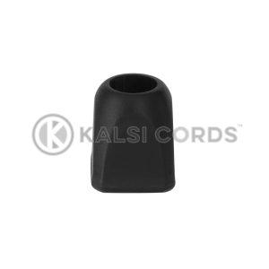 Plastic Cord Ends IM3946 Black Kalsi Cords 3a