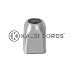 Plastic Cord Ends IM3946 Silver Kalsi Cords 3