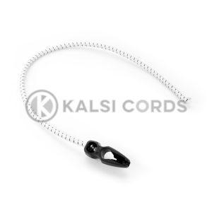 Plastic Grip Ties GT PE114 NAT BLK Kalsi Cords 1