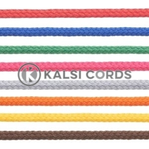 2mm Thin Round Polyester Cord