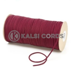 T460 2mm Thin Round Polyester Cord Porto Kalsi Cords