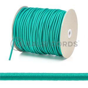 PE114 5mm Round Bungee Shock Cord Emerald Green Edit 3 Kalsi Cords