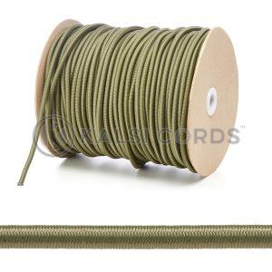 PE114 5mm Round Bungee Shock Cord Khaki Edit 3 Kalsi Cords