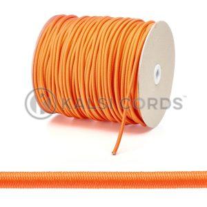 PE114 5mm Round Bungee Shock Cord Orange Edit 3 Kalsi Cords