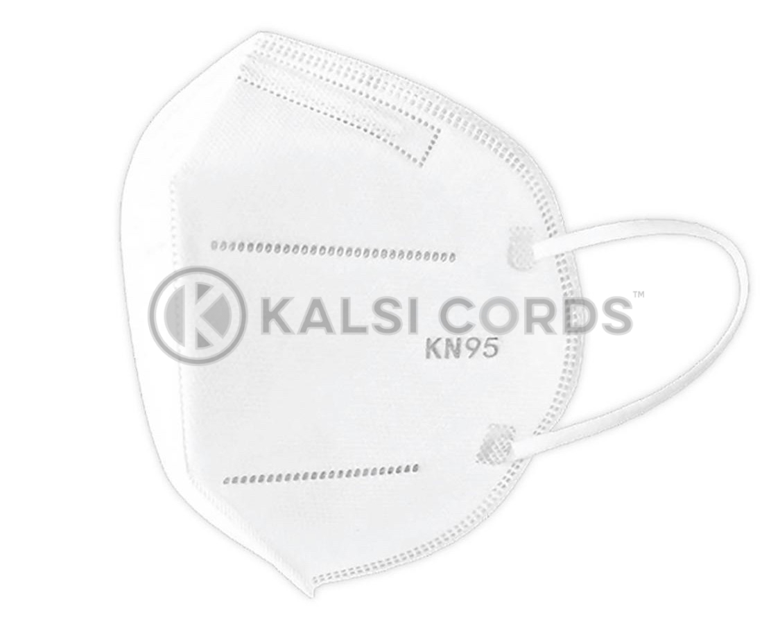 KN95 Protective Face Masks 50 Pack Bulk Re-Useable GB2626-2006