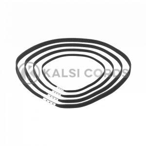 4mm Flat Elastic Menu Loop Black ML TPE142 BLK 1 Kalsi Cords v2