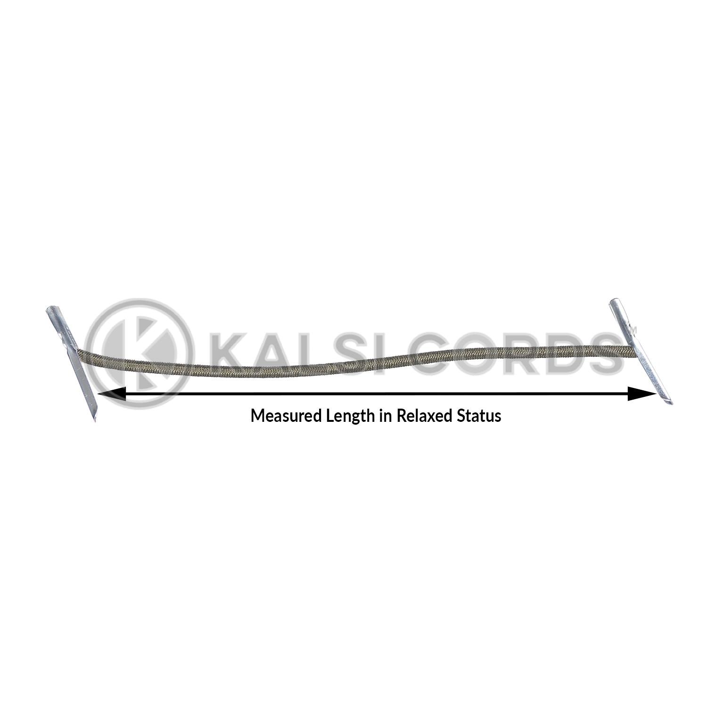 2mm Round Elastic Metal Tongue Tags Khaki MTNG TPE84 KHAKI Edit 4 Kalsi Cords v2