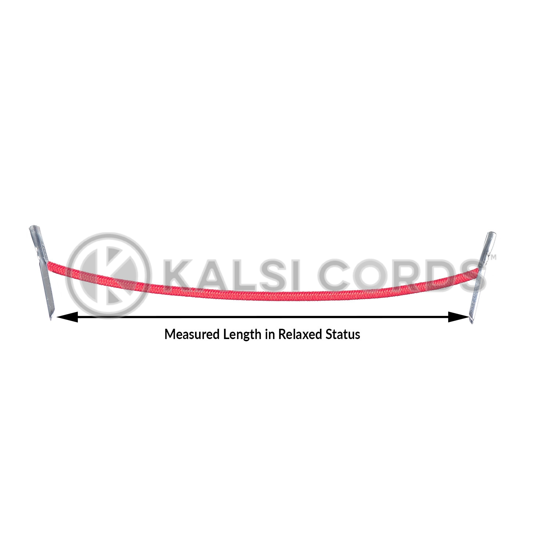 2mm Round Elastic Metal Tongue Tags Rose Madder Red MTNG TPE84 RMDR Edit 4 Kalsi Cords v2