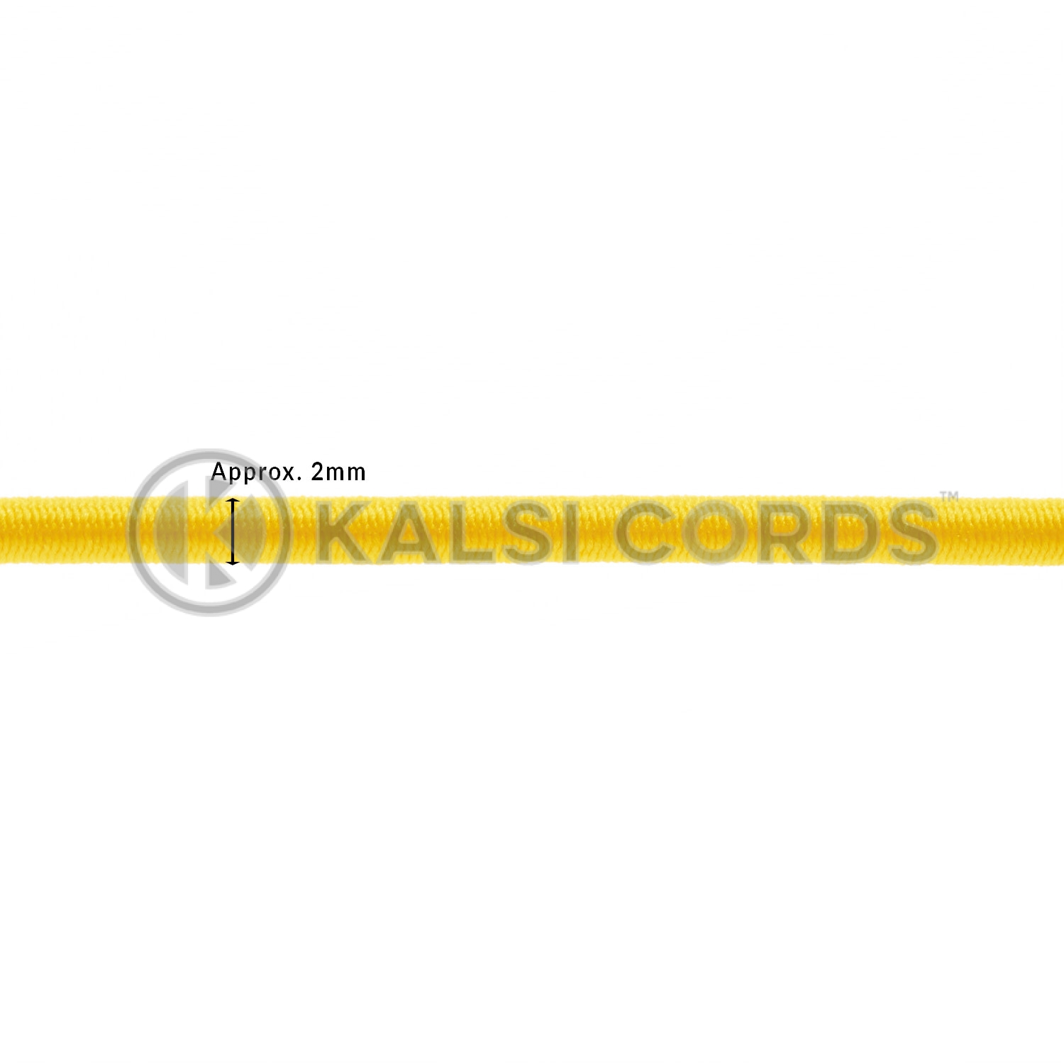 2mm Round Elastic Metal Tongue Tags Yellow MTNG TPE84 YELL Edit 2 Kalsi Cords