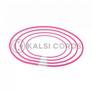 2mm Round Elastic Menu Loop Cerise ML TPE84 CER 1 Kalsi Cords v2