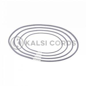 2mm Round Elastic Menu Loop Grey ML TPE84 GREY 1 Kalsi Cords v2