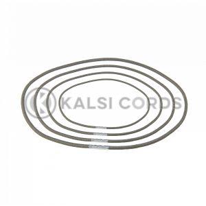 2mm Round Elastic Menu Loop Khaki ML TPE84 KHAKI 1 Kalsi Cords v2