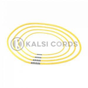 2mm Round Elastic Menu Loop Yellow ML TPE84 YELL 1 Kalsi Cords v2