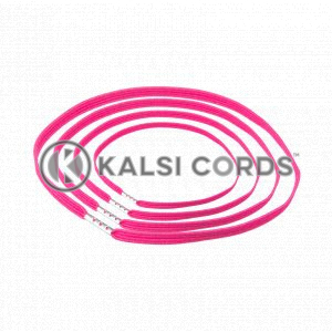 4mm Flat Elastic Menu Loop Cerise ML TPE142 CER 1 Kalsi Cords v2